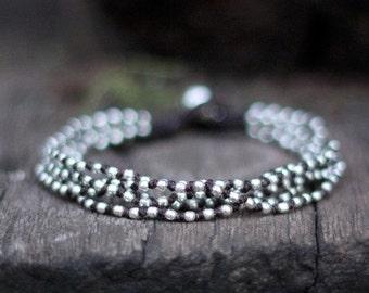 Lula Silver Bracelet