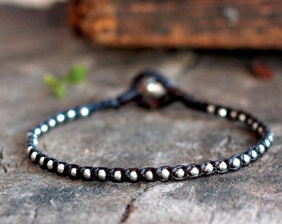 Little Silver Unisex Bracelet