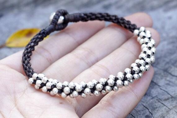 Silver Wind Bracelet