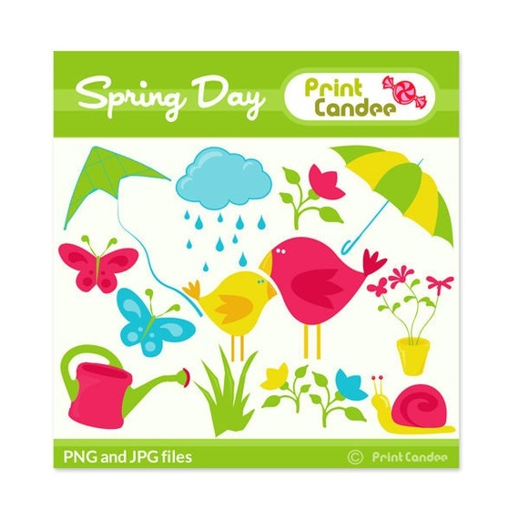 spring day clip art - photo #43