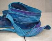 Jaded Rose silk ribbons