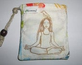 Laugh at the sky.... Oversoul Meditation Pouch