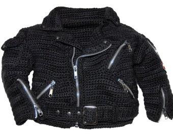 Harley Davidson Baby, Crochet Pattern Baby, Baby Boy Crochet Pattern