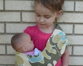 G.I. Jane Toy Sling for Kids--Just like Mommy