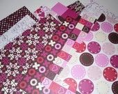 American Crafts Romance Collection  6x6 Scrapbook Paper - 22 sheets