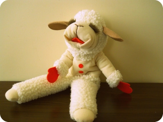 Lamb Chop S Puppet From Lamb Chop S Play Along By Retrorevolution