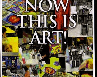 Now This is ART,   for art teachers, for parents who are  home schooling,  offers children creative painting adventures.