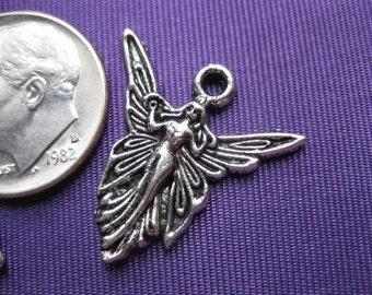 Fairy Charm Tibetan Silver jewelry 5 pieces