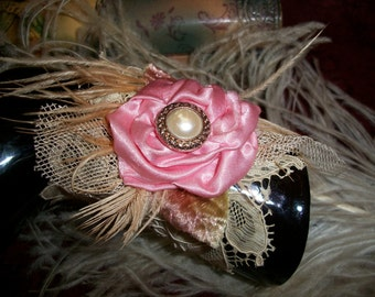 Antique French Lace Cuff