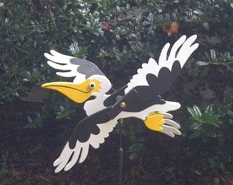 Pelican Whirligig