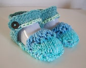 INVENTORY CLEARANCE EVENT Turquoise baby sandals