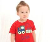 Toddler Choo Choo Train T-Shirt