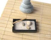 Zen garden in 1/12 scale