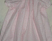Sweet Pink Summer Daygown