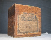 St. Jacob's Oil box