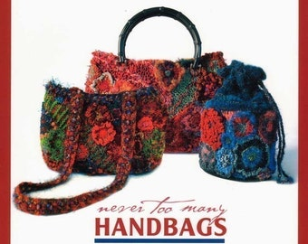 never too many Handbags - now available as a downloadable e-book