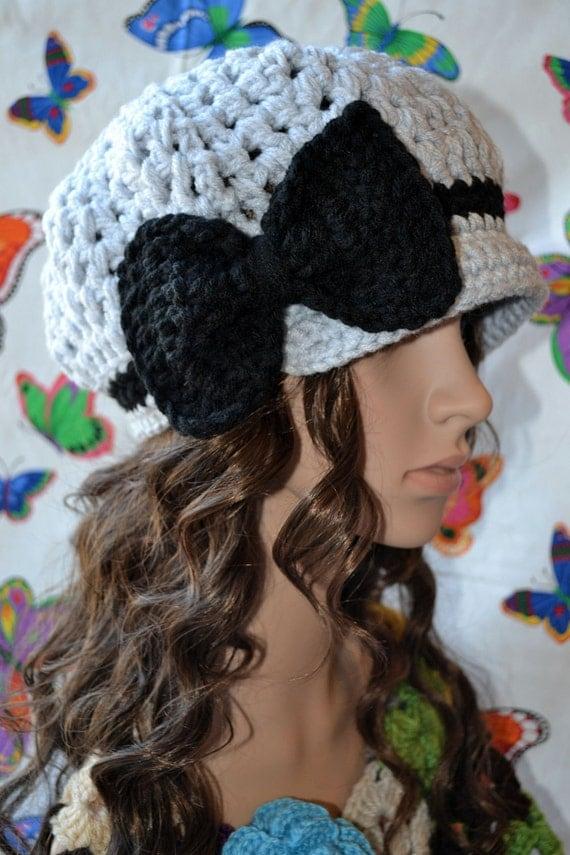 Orawan sweet  bow cap hat A15