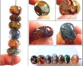 Custom Cremains Beads - Unique Remembrance (Boro Glass)