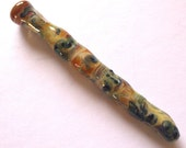 Lampwork Cremains Wand - Blueberry