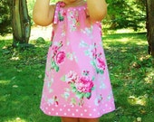Ava Rose Camille Pillowcase Dress or Top