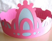 Paper Crowns for a Prince or Princess