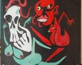 Devil Dance *SALE* ORIGINAL