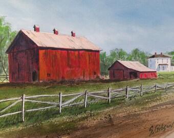 May Breezes-Godfrey Farm