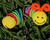 Garden Caterpillar Craft Kit