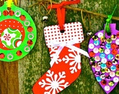 Christmas Ornament Banner Craft Kit