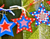 Patriotic Star Banner Craft Kit