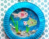Fish Aquarium Craft Kit
