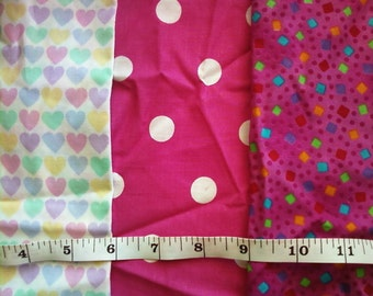 Retro Girly Girl Fabric Collection