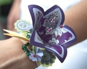 CUSTOM - Paper Corsages and Boutonnieres