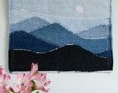CUSTOM ORDER-Blue Ridge Mountain Wall Art Number 8
