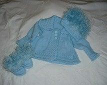 Little boy blue pram set