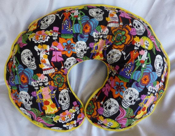 Los Novios Nursing Pillow Cover - fits Boppy pillow