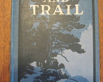 Camp And Trail by Stewart Edward White HB ILLUS 1907 Camping Hardback Book Sale use coupon code 10moj
