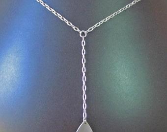 Danglin' Leaf Necklace