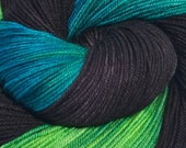 Blue Planet - Superwash Merino Sock Yarn