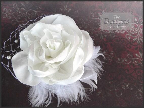"""Fabric Flower Pattern Fancy Schmancy's """"Krissy""""  NO SEW Fabric Flower Tutorial"""