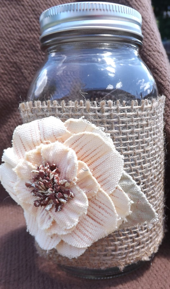 Rustic Wedding Mason Jars Pictures, Photos, and Images for