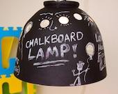 Chalkboard LED Lamp