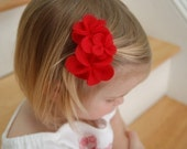 Lellies Bunches of Flowers-Red