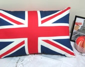 sale--London/Union Jack Flag Cushion / Pillow Cover