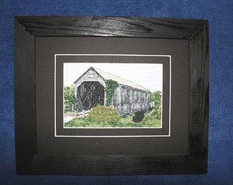 Salmon River Bridge 1908, Kings County Kit