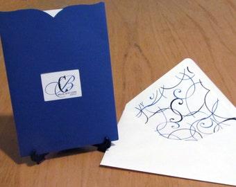 Monogram Invitation Suite