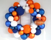 Your Favorite Team Customized Wreath