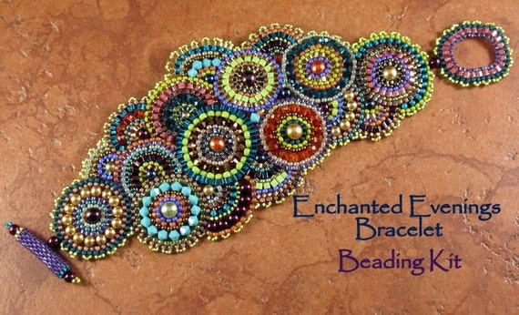 Beading Kit - Enchanted Evenings Bracelet