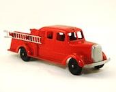 Sale! Tootsietoy Mack L-Line Fire Pumper Truck Vintage Rare 1947