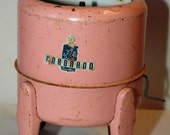 Vintage Coronado Toy Washing Machine
